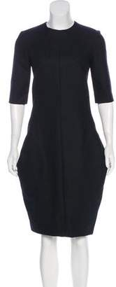 Calvin Klein Collection Knee-Length Sheath Dress