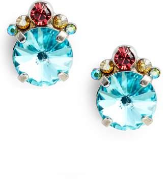 Sorrelli Regal Rounds Crystal Earrings
