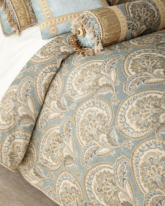 Dian Austin Couture Home Willette Paisley Queen Duvet