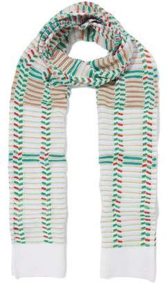 M Missoni Crochet-Knit Scarf