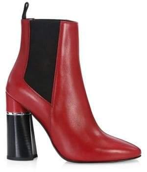 3.1 Phillip Lim Drum Leather Chelsea Boots