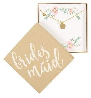 Cathy's Concepts Bridesmaid Charm Bracelet