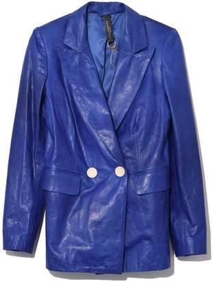Simon Miller Galen Jacket in Cobalt