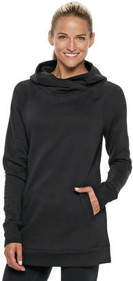 Tek Gear Women's Ultrasoft Fleece Hooded Tunic