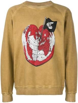 Vivienne Westwood logo print sweatshirt
