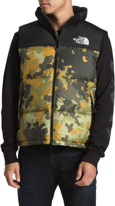 The North Face 1996 Retro Nuptse 700-Fill-Power Down Puffer Vest