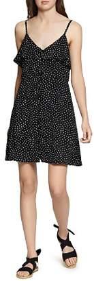 Sanctuary Rafaella Button-Front Slip Dress