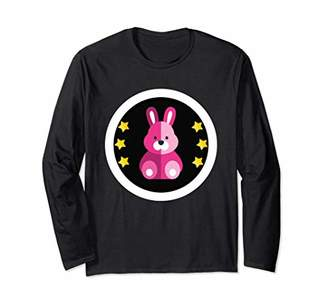 Cute bunny shirt with stars - Bunny Long Sleeve T-Shirt