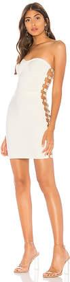by the way. Kelsea Buckle Bandage Dress