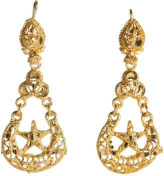 Haati Chai Arpana Star Drop Earrings