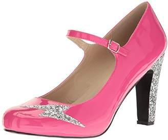 Pleaser USA Pink Label Women's Queen02/Hp-Sg Dress Pump