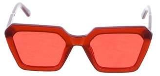 Chimi Laser Game Square Sunglasses