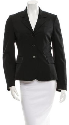 Paul Smith Black Fitted Blazer $110 thestylecure.com