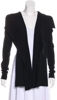 Tess Giberson Cashmere Asymmetrical Cardigan