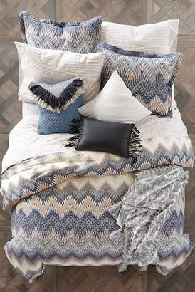 BCBGeneration Zig Zag Ombre Full/Queen Comforter Set
