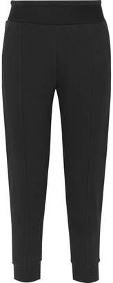 adidas by Stella McCartney Essentials French Cotton-blend Terry Track Pants - Black