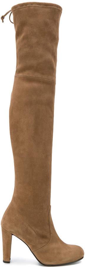Stuart Weitzman Highland boots