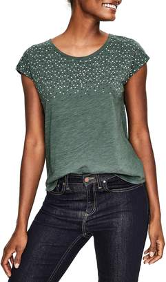 Boden Robyn Scattered Star Jersey Tee