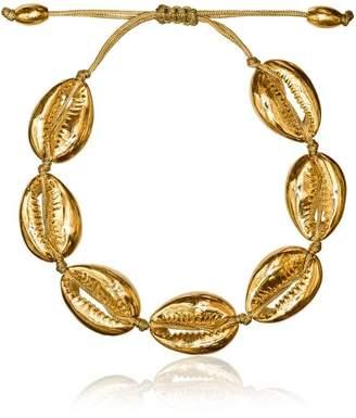 Puka Tohum large shell bracelet