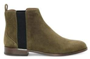Louise et Cie Teshy Suede Booties