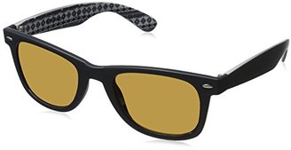 A.J. Morgan Traction Rectangular Sunglasses $15 thestylecure.com