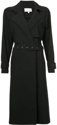 Michelle Mason loose trench coat