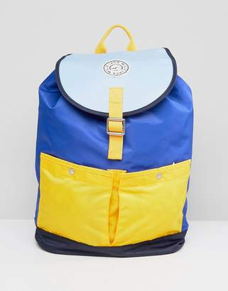 Jack Wills Colour Block Backpack