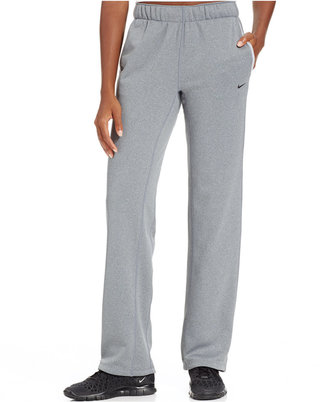 Nike All Time ThermaFIT Sweatpants $55 thestylecure.com