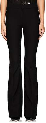 Derek Lam 10 Crosby Women's Stretch-Cotton Flare Pants - Black