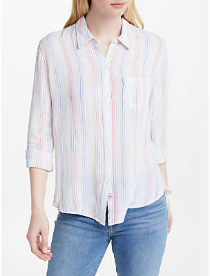Rails Charli Shirt, Isla Stripes