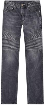 Neil Barrett Biker Skinny Jeans