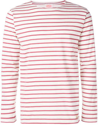 Armor Lux striped sweatshirt