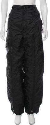 Ralph Lauren RLX by High-Rise Wide-Leg Ski Pants