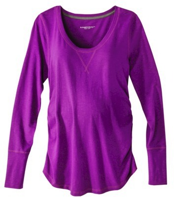 Liz Lange for Target® Maternity Long-Sleeve Top - Assorted Colors