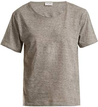 Saint Laurent Classic crew-neck T-shirt