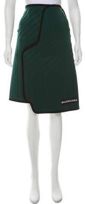 Balenciaga 2017 Car Design Skirt