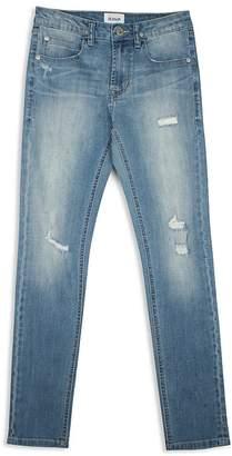 Hudson Boys' Distressed Slim-Fit Jeans - Little Kid