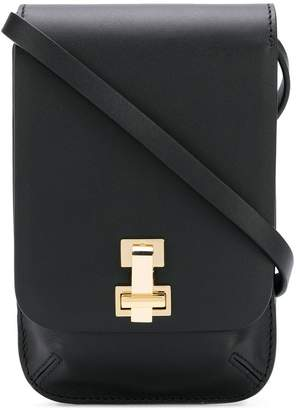 The Volon push-lock mini bag