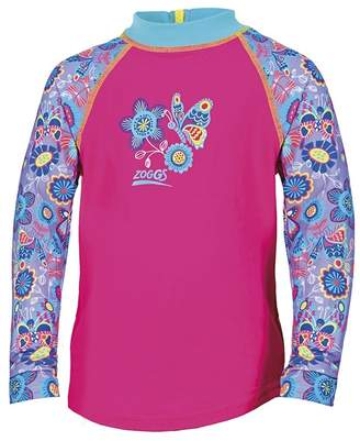 Zoggs Toddler Wild Long Sleeve Rashies
