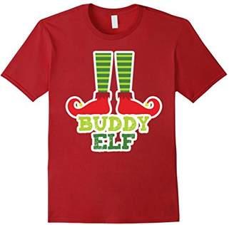 Elf Funny Buddy Christmas Elf Shoes Gift Shirt