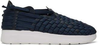 Malibu Sandals Navy Nylon Latigo Sneakers