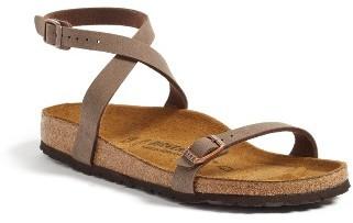 Women's Birkenstock Daloa Ankle Strap Sandal $99.95 thestylecure.com