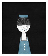 Blanca Gomez Sailor Print