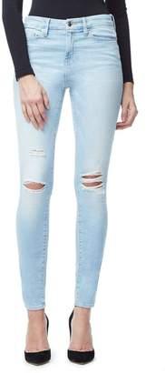 Ga Sale Good Legs Crop Jeans - Blue020