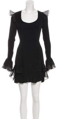For Love & Lemons Long Sleeve Casual Dress