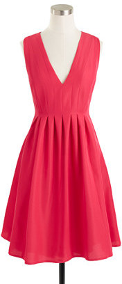 J.Crew Sophie dress in classic faille