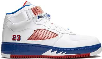Jordan Air 5 Fusion high-top sneakers