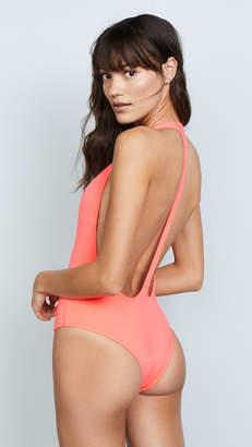 Peixoto Flamingo Swimsuit