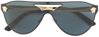 Versace Eyewear Medusa pilot sunglasses