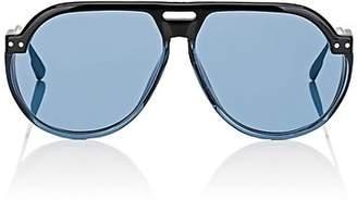 abb87407400 Dior Black Oversized Sunglasses - ShopStyle Australia
